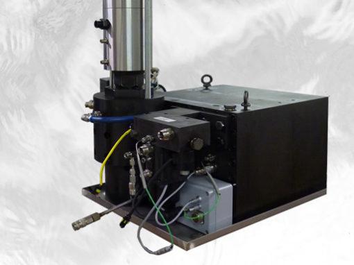 Large volume IFR 6000 flowmeter