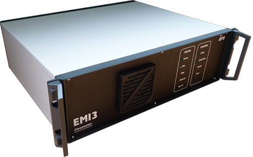 EMI3 reference flowmeter