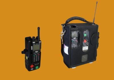 Equipement radio d'aide à la manœuvre en milieu ferroviaire