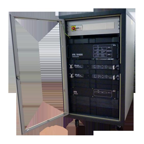 IFR 6000 instantaneous flowmeter