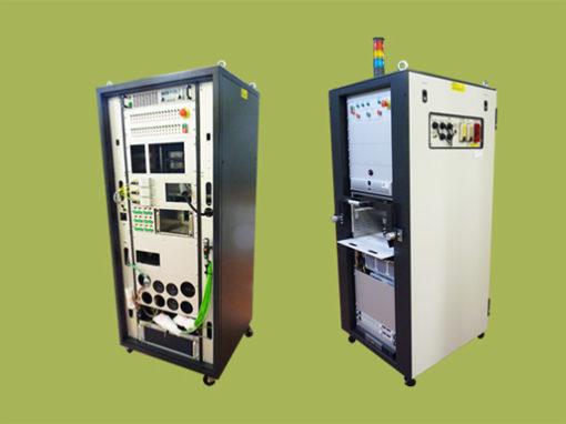 Railways test equipment industrialization