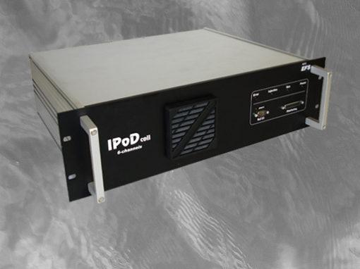 Power control module for solenoid or piezoelectric injector
